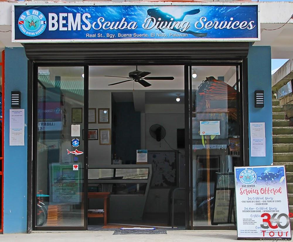 Bem's Scuba Dive Center