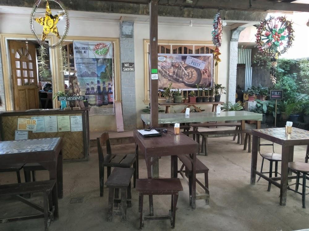 Boodle Fight Restaurant Bar