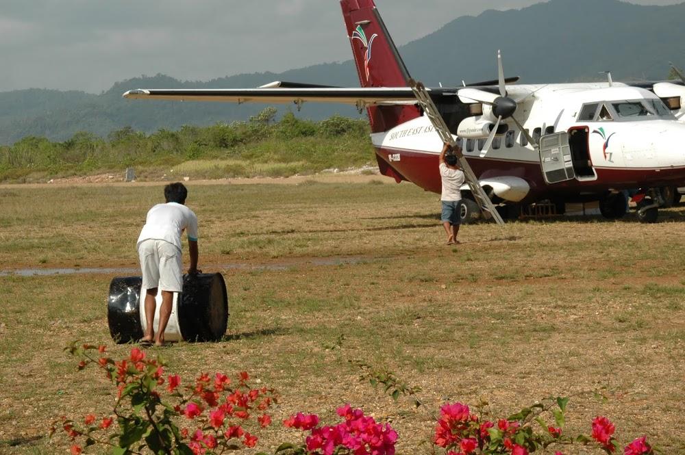 Cesar Lim Rodriguez Airport