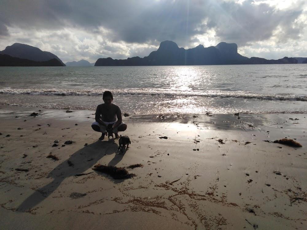 Dalimatan Beach