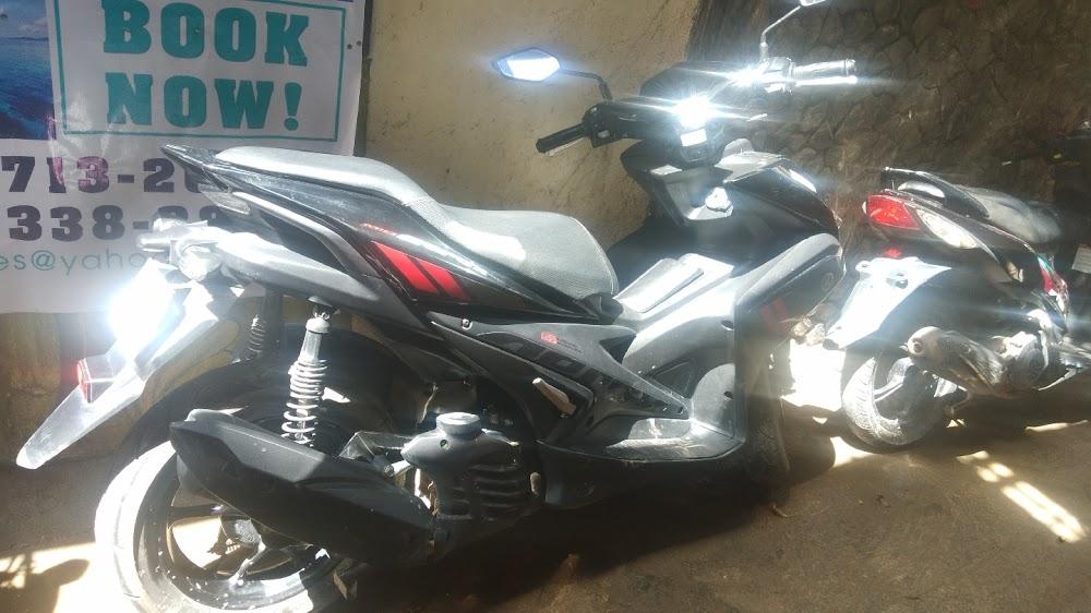 El Nido Alpha Sierra Motorbike Rentals
