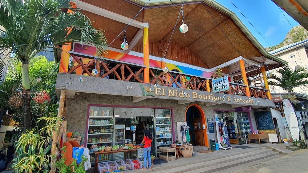 El Nido Boutique Artcafe