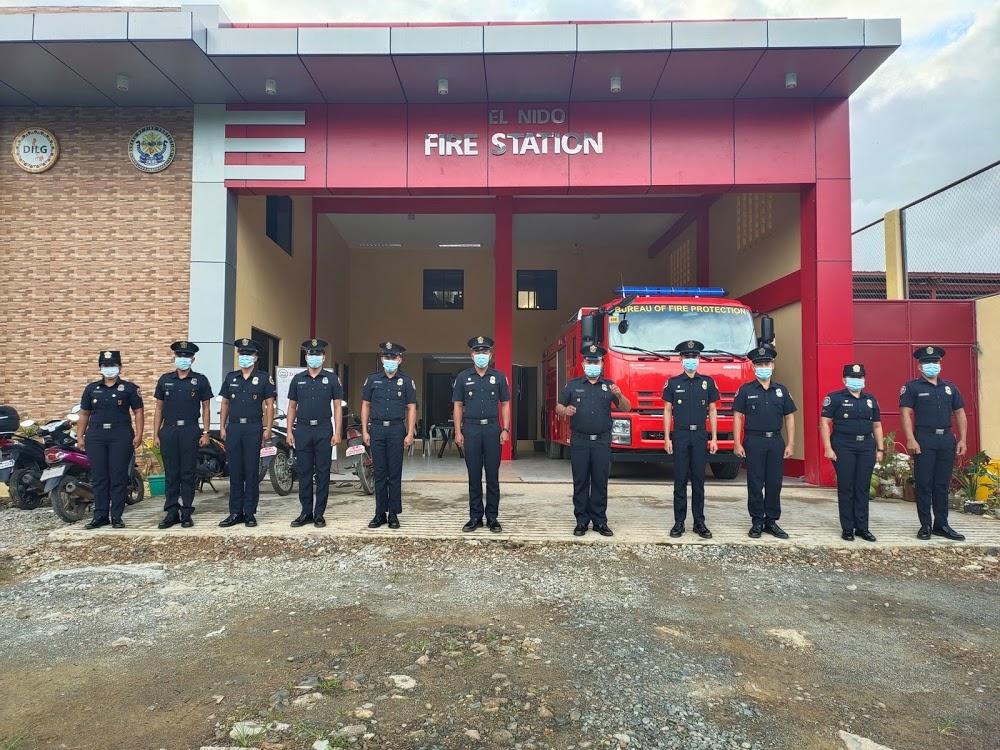 El Nido Fire Station
