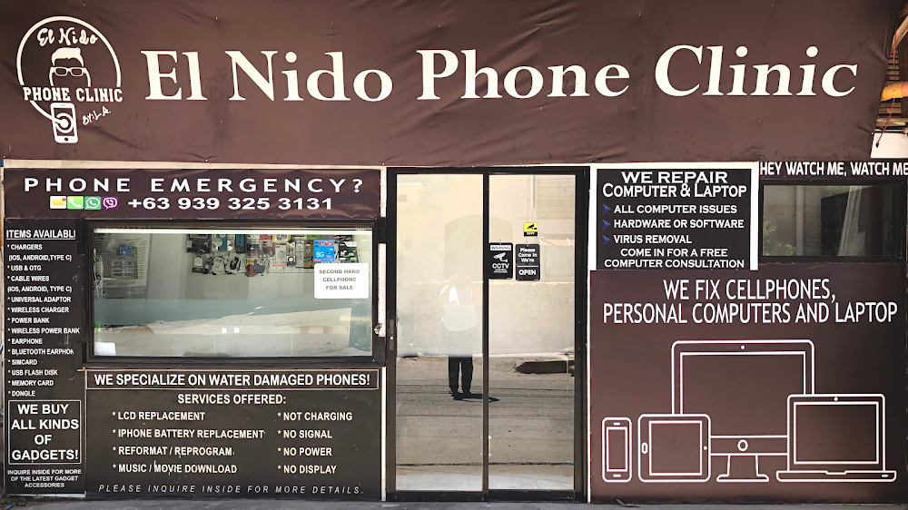 El Nido Phone Clinic