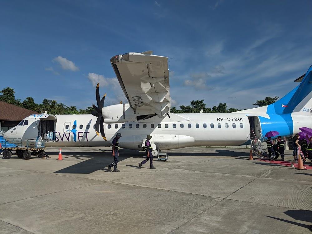 Inaec Hangar Lio Airport, El Nido, Palawan
